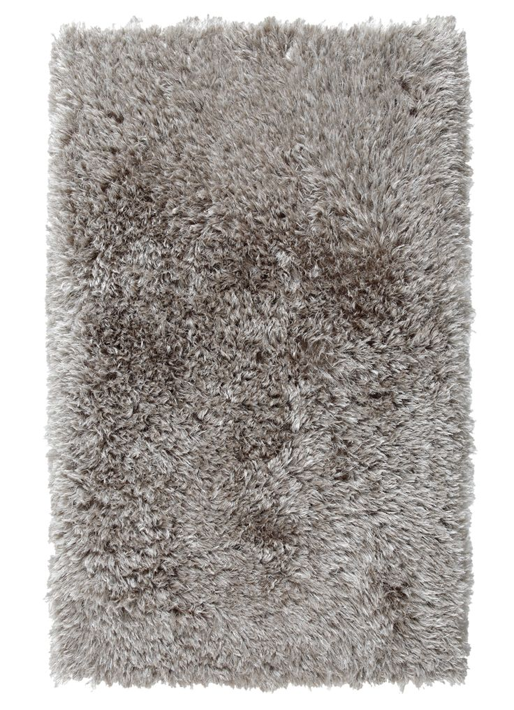 Multi-color Long Pile rug by STEPEVI from TOUCH ME collection.