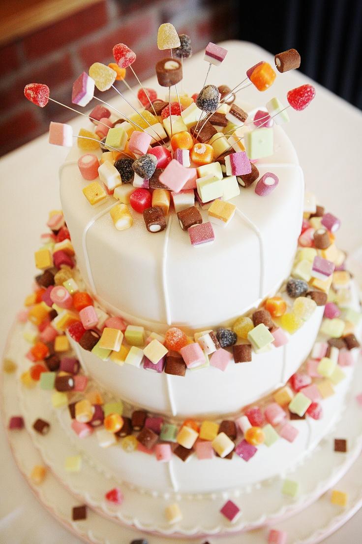 Wedding Sweetie Cake