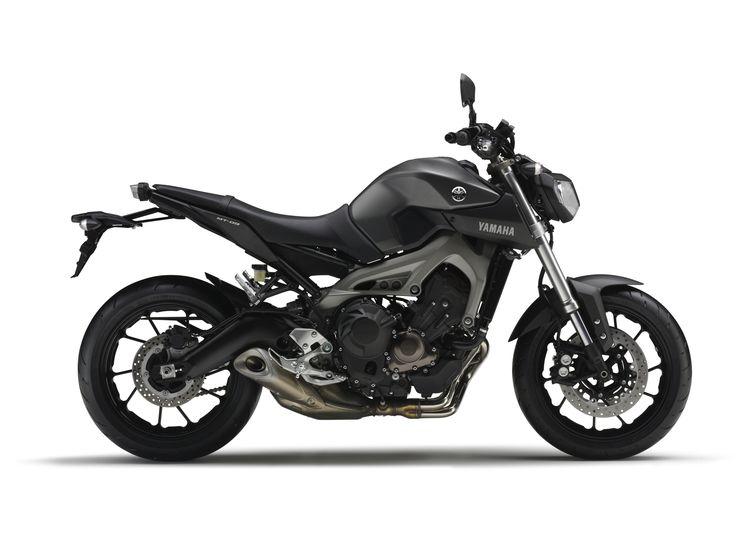 Yamaha MT-09 '2013–16