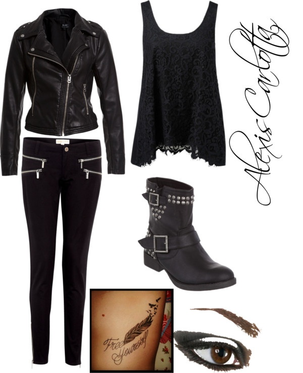 Best 25+ Divergent clothes ideas on Pinterest   Dauntless outfit ...