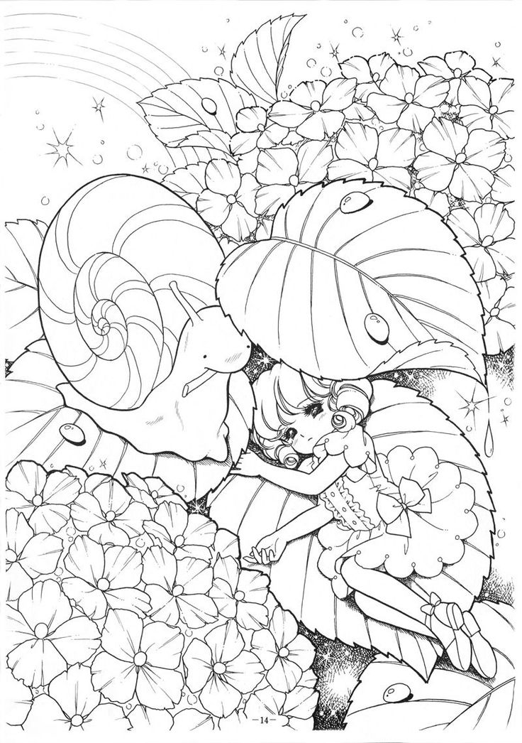 566 best Shoujo Coloring images on Pinterest | Coloring pages ...