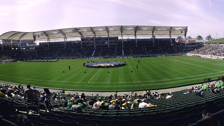 la galaxy stadium | ... : Wallpaper of Stubhub Center, home stadium of Los Angeles Galaxy