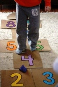 Игры для детей в помещении - парочка идей (6)