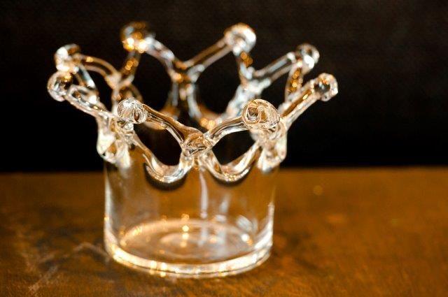 Een kroon van glas