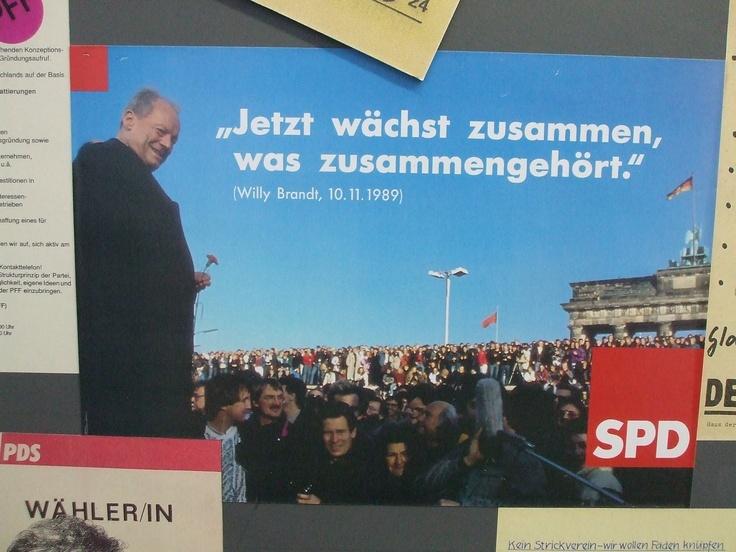 SPD, Germany, 1990