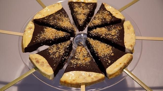 Cheesecake ijslollies - Rudolph's Bakery | 24Kitchen