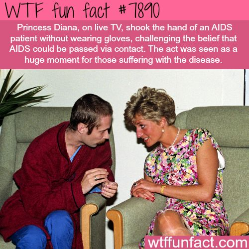 Princess Diana - WTF fun facts