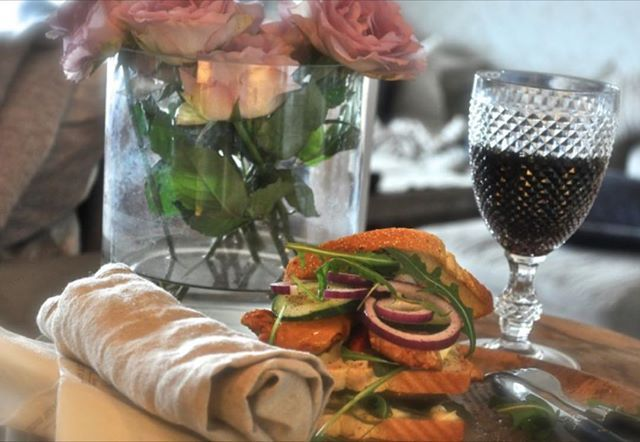 Instagram media by villapaprikablogg - Oppskrift på bloggen. Verdens beste Club sandwich ❤️