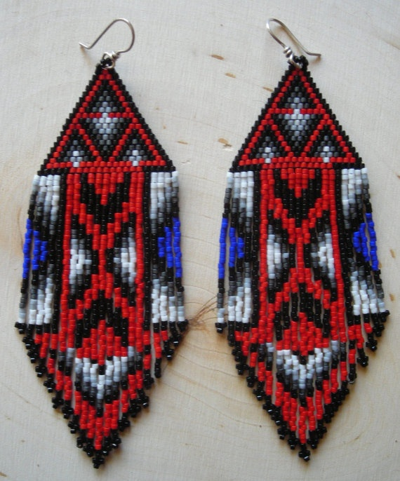 Red Natives by rellendemp on Etsy,