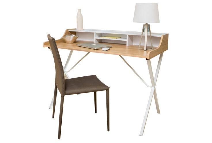 Computer desk, sale $76.99 + extra 15% off with code AMERICA