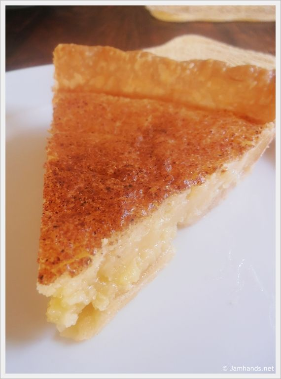 Buttermilk Pie ! This pie will blow your mind!! I'm not a fan of buttermilk, but I'm a fan of this pie!!!