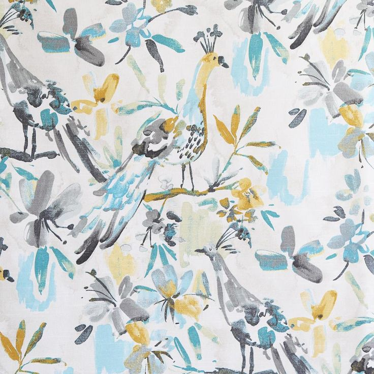 Flora Flaunt, Pool Fabric – Tonic Living