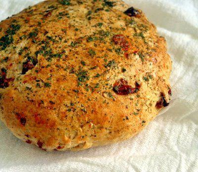 Sun-dried Tomato Bread - scroll down for recipe