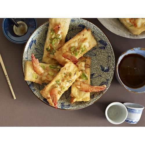 Prawn toasts recipe - By Australian Women's Weekly, Give a little nod to the finger food of the 60s while giving a more contemporary feel and taste to the classic prawn toast.