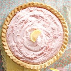 Pink Lemonade Pie from EAGLE BRAND(R) - Allrecipes.com