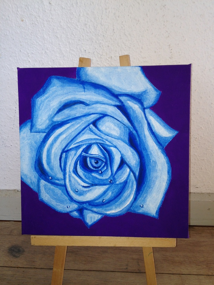 Sad rose