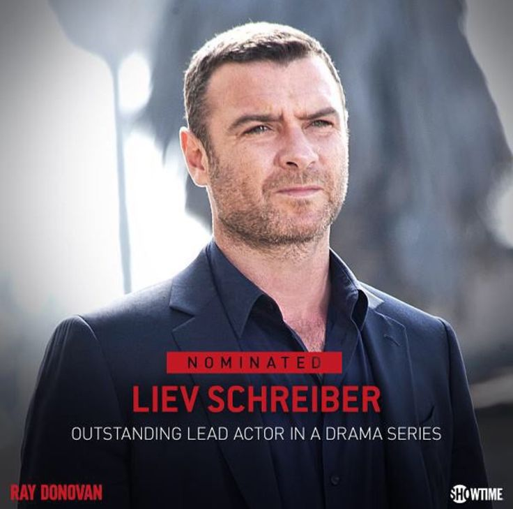 Liev Schreiber Films scenes for his hit TV show 'Ray Donovan' in ...