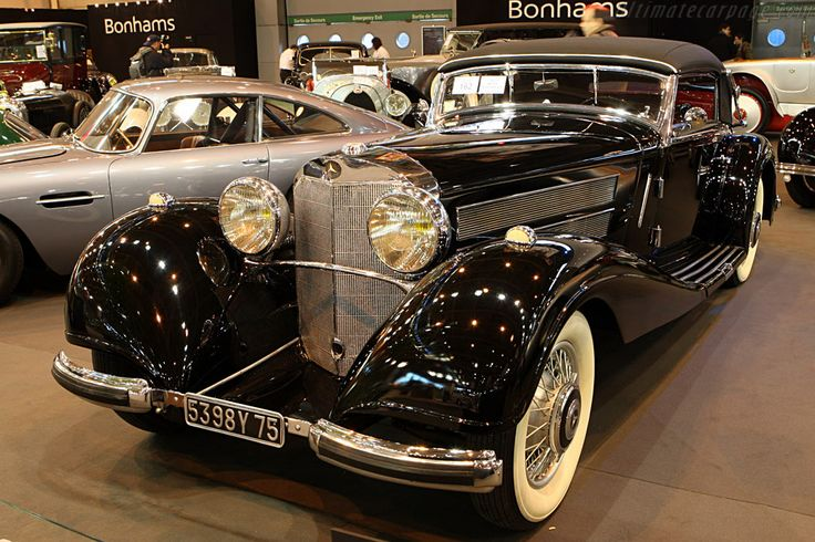 Mercedes-Benz 500 K Cabriolet A - Chassis: 105383   - 2008 Retromobile