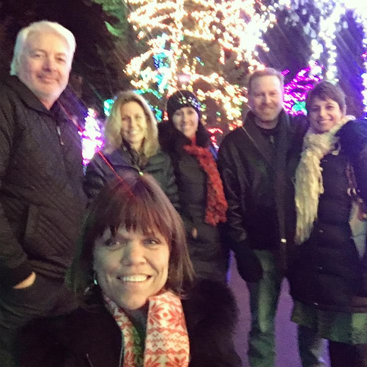 Getting into the holiday tradition at the Groto having a Great time with Chris and Friends. Love this time of year - Christmas. It's a wonderful time of year. #christmastime2016❤ #secondact #giftoffriendships #happyhappy #lotsoflove❤