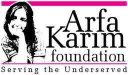 Logo of Arfa Karim Foundation