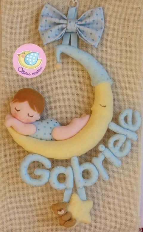 Bebê na lua
