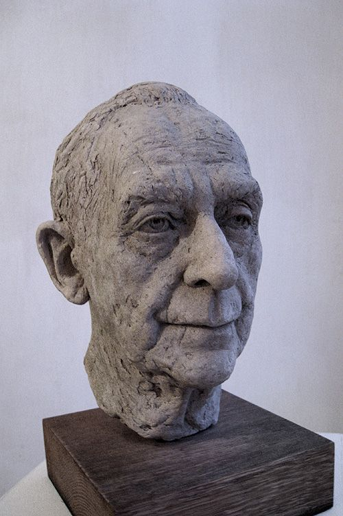 Lewis Gilbert CBE Suzie Zamit, fired clay