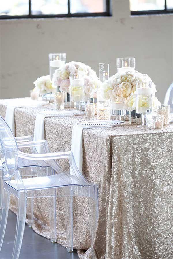 Best 25 Sequin Tablecloth Ideas On Pinterest Sequin