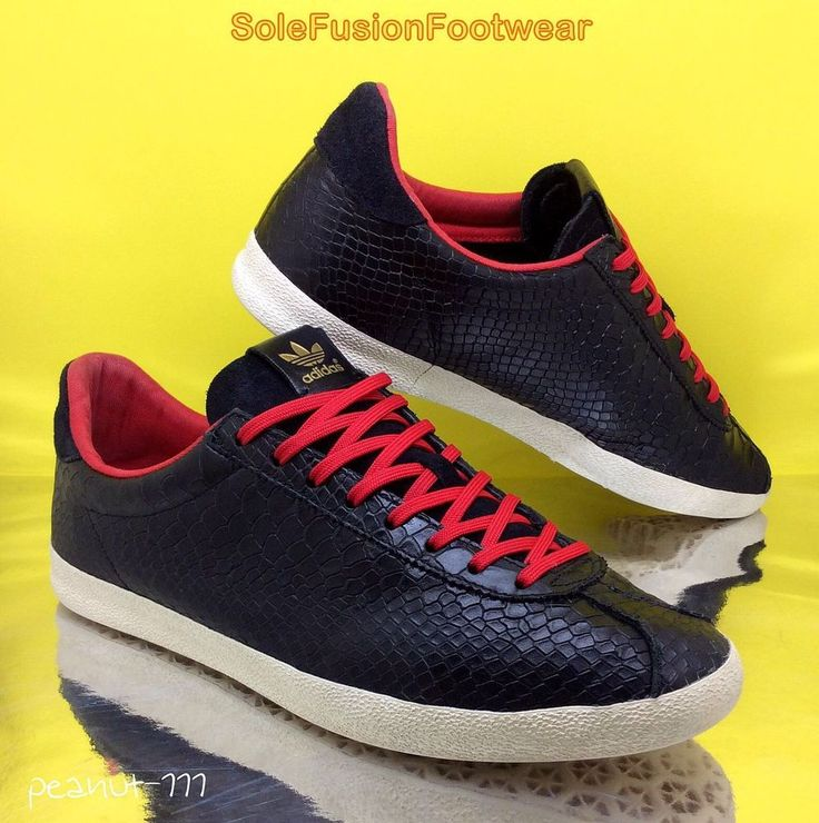 adidas Gazelle OG Dragon Womens Trainers Black sz 9 Rare Sneakers US 10.5 43 1/3  | eBay