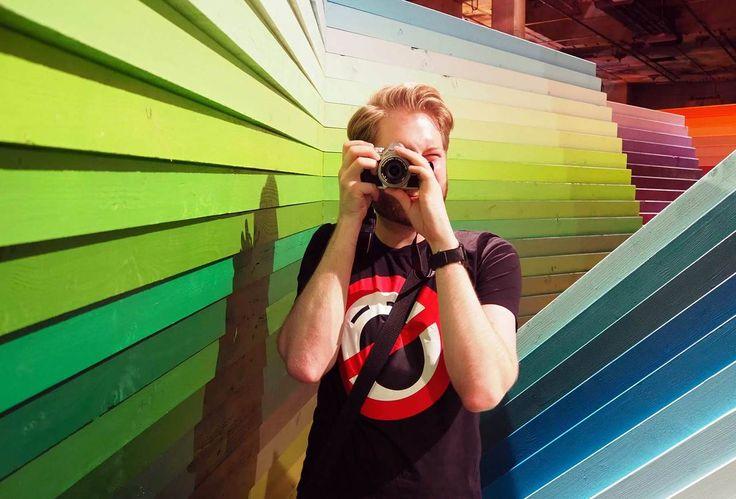 Gratis Kunstausstellung mit Leihkamera und zu behaltender SD-Karte? Das gibt es beim großartigen #PERSPECTIVEPLAYGROUND von Olympus - ab heute in Berlin. Ich war gestern bei der Eröffnung und schildere euch meine Eindrücke - mit massenhaft Fotos. :) [WERBUNG]