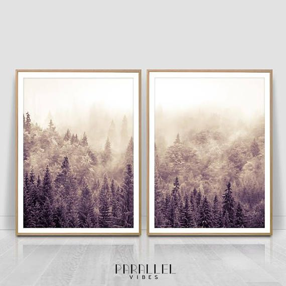 Check out this item in my Etsy shop https://www.etsy.com/listing/561906256/set-of-two-forest-photography-forest