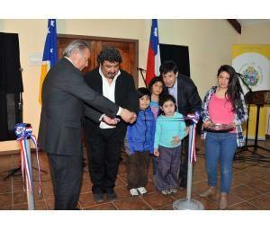 Municipalidad de Punta Arenas y Junta de Vecinos Goleta Ancud inauguraron nueva Sede Vecinal en Barrio Archipiélago de Chiloé
