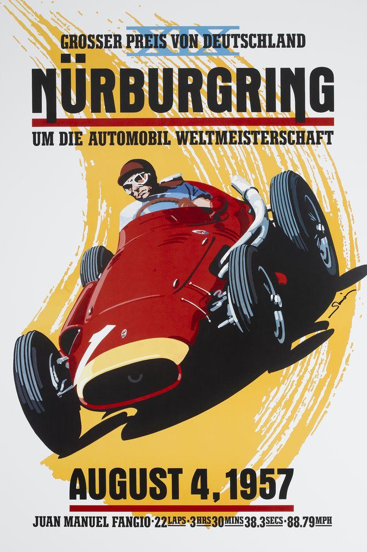 1957 Nürburgring | XIX Grosser Preis von Deutschland