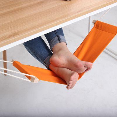 Foot hammock for desk - need.