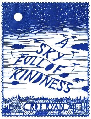 A Sky Full of Kindness, 2012, Rob Ryan, UK