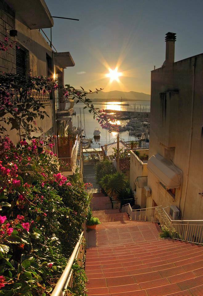 Morning in Kastella, Piraeus