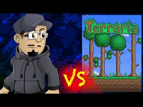 ▶ Johnny vs. Terraria - YouTube  Yay! Finally a new video!