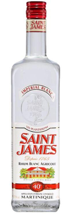 S.V.S. La Martiniquaise  - Saint-James Rhum Agricole  - Code SAQ:12497819