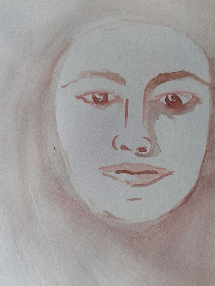 "Aquarelle - ""Sad Softness"" - 2014"
