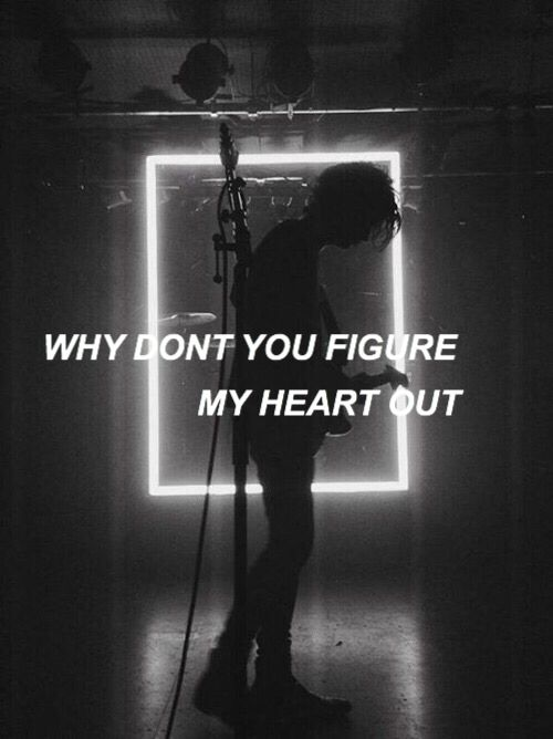 heart out by the 1975 meme - Google Search