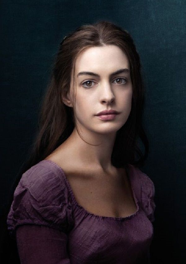 Anne Hathaway. #annehathaway #celebrities #hairstyle