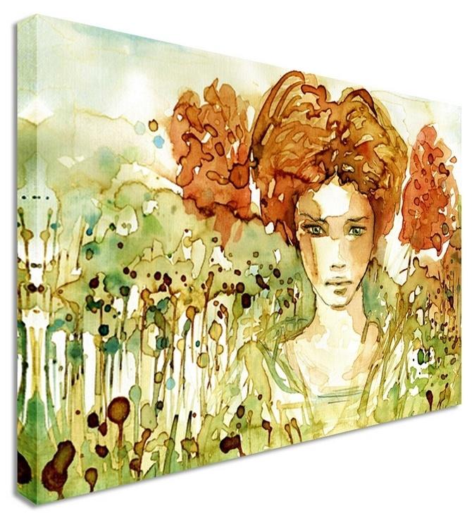 18 best Water Colour Canvas Art Cheap Prints images on Pinterest ...