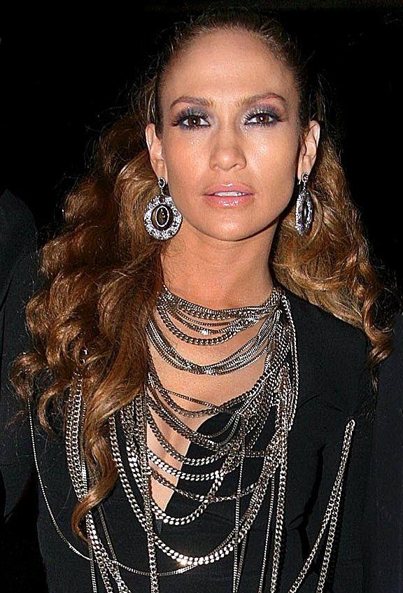 Jennifer Lopez in 2008