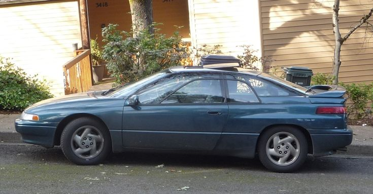 subaru svx another weird car whats up with those. Black Bedroom Furniture Sets. Home Design Ideas