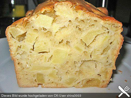 Apfelbrot, ein leckeres Rezept aus der Kategorie Brot und Brötchen. Bewertungen: 301. Durchschnitt: Ø 4,6.