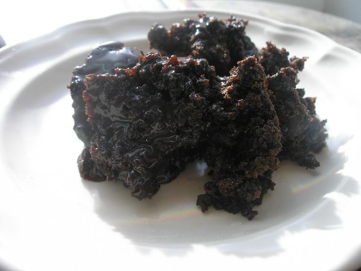 Crockpot Chocolate Dump Cake