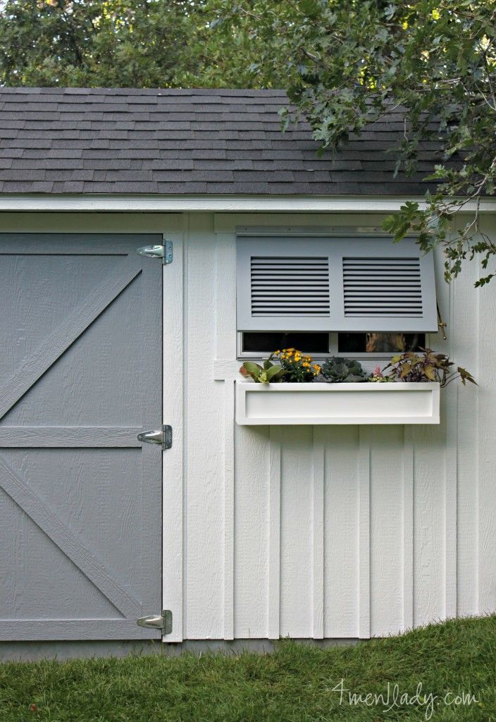 Tuff Shed Facelift By Ace Blogger 4men1lady Ace