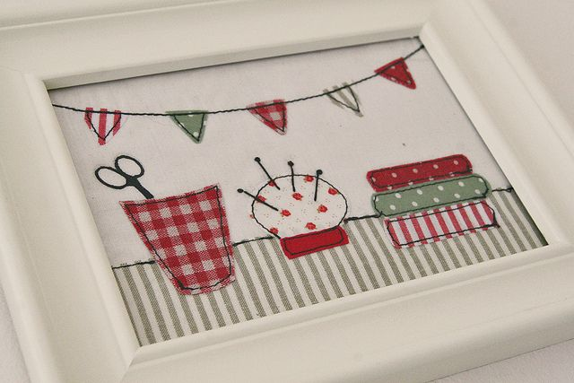 craft room decoration - accessories by countrykitty