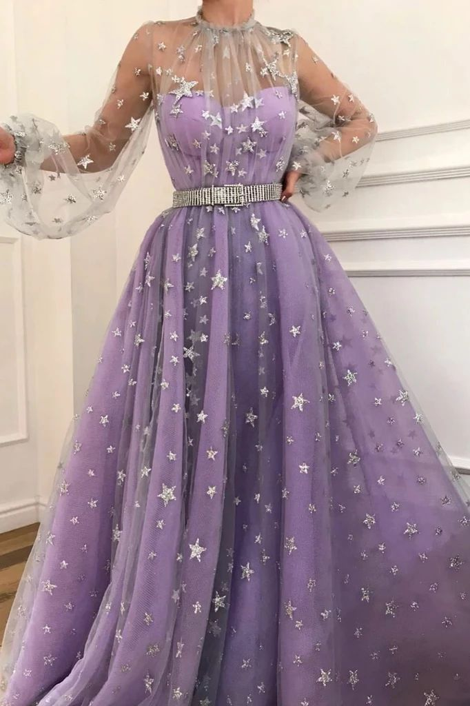 احببت خادمة في قصري أصبحت زوجتي In 2021 Printed Prom Dresses Lavender Prom Dresses Neon Prom Dresses