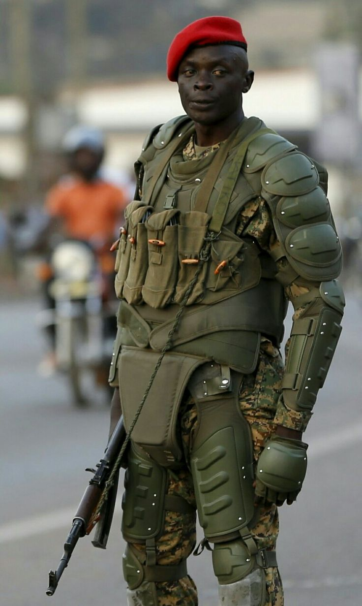 mostlyjudson:  fnhfal:  Uganda.  ok  new aesthetic. Who ever this guy is, I wanna be him/