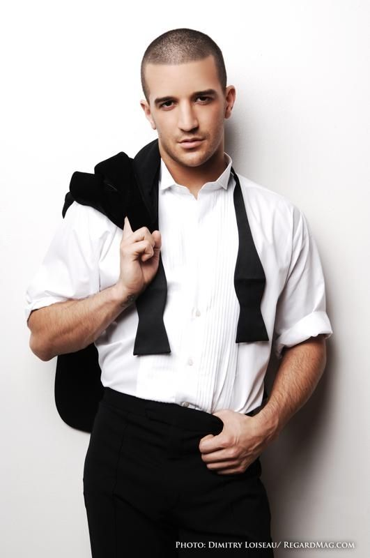 Mark Ballas joins the cast of BURN THE FLOOR | Pittsburgh Cultural ...